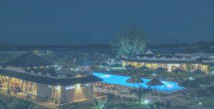 Seven islands di notte